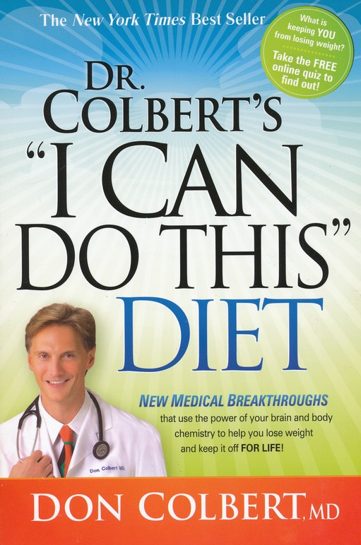 Dr. Colbert's I Can Do This Diet
