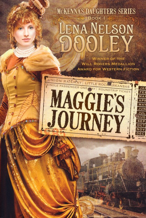 Maggie's Journey, McKenna's Daughters Series #1