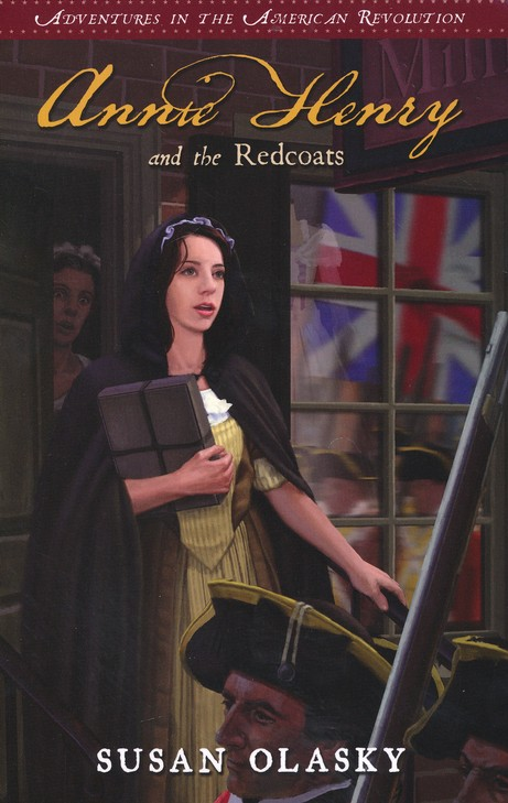 Adventures in the American Revolution Series, Volumes 1-4