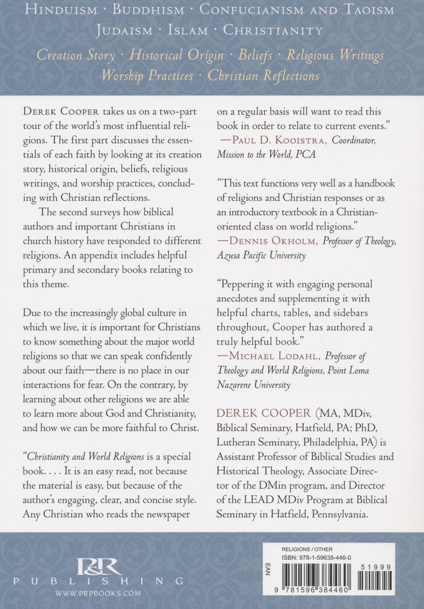 Christianity and world religions an introduction to the worlds christianity and world religions an introduction to the worlds major faiths derek cooper 9781596384460 christianbook fandeluxe Gallery