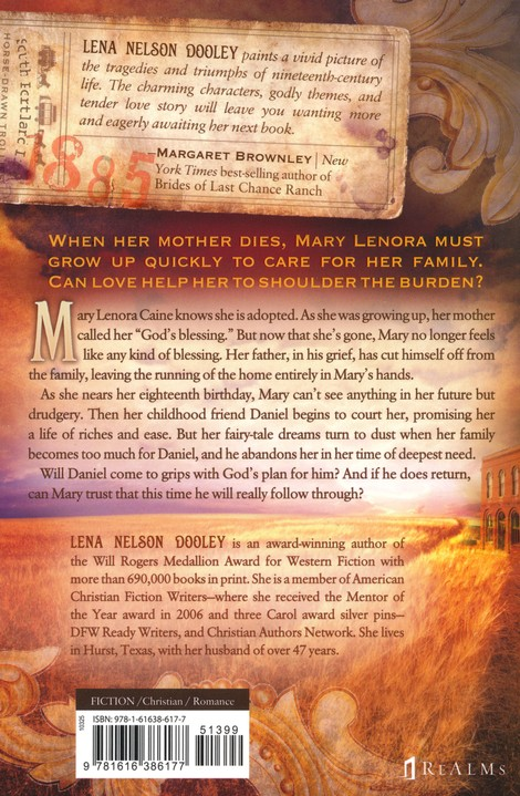 Mary's Blessing, McKenna's Daughters Series #2