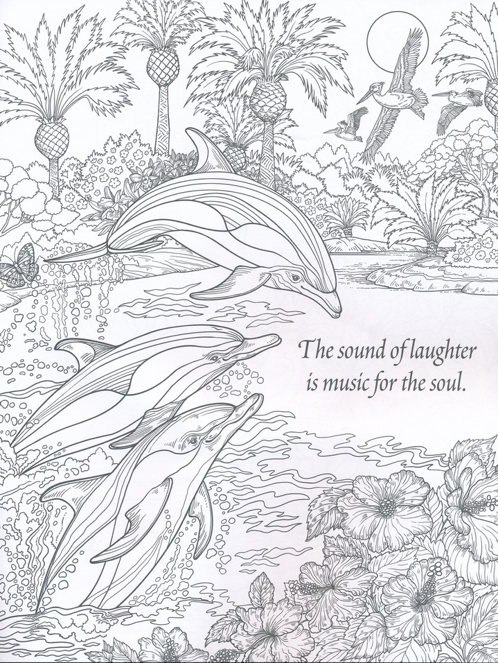 Nature Coloring Book For Adults: 9780996386883 - Christianbook.com