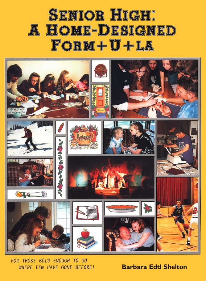 Senior High: A Home-Designed Form+u+la, Updated
