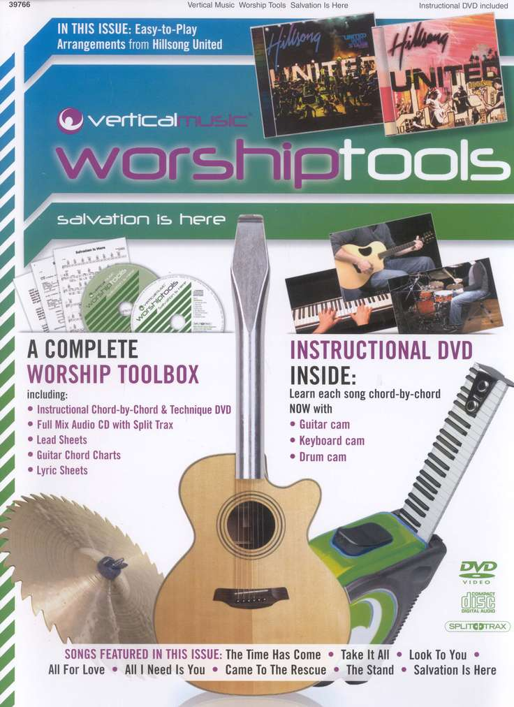 Worship Tools Hillsong United Christianbook