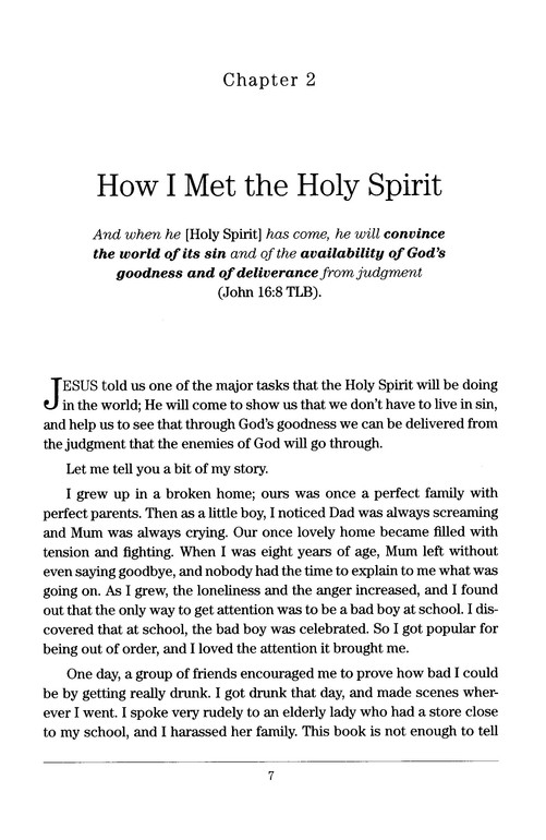 40 Names of the Holy Spirit: Who He is, What He Does and His Place in Your  Life