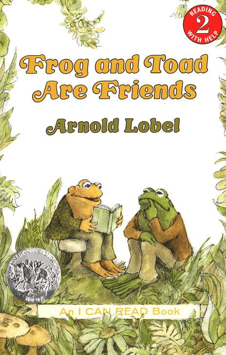 Frog and Toad Are Friends, Softcover