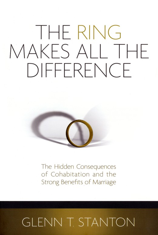 The Ring Makes All the Difference: Hidden Consequences  of Cohabitation and the Strong Benefits of Marriage