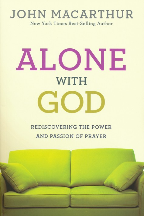 Alone with God, repackaged