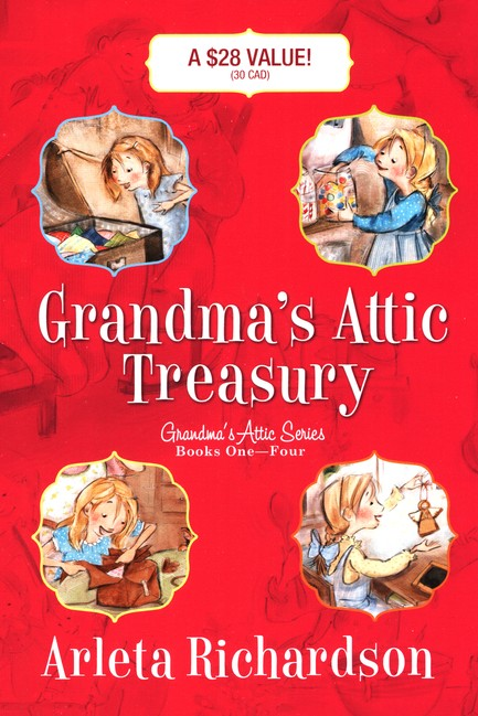 Grandma's Attic Treasury--Boxed Set