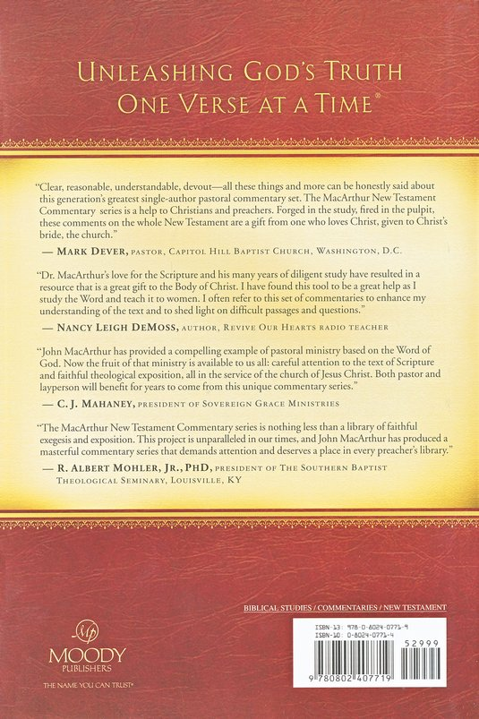 John, 2 Volumes: The MacArthur New Testament Commentary