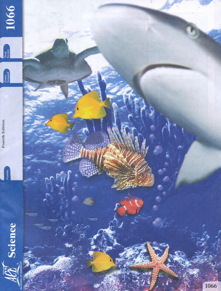 Science PACE 1066, Grade 6 (4th Edition)