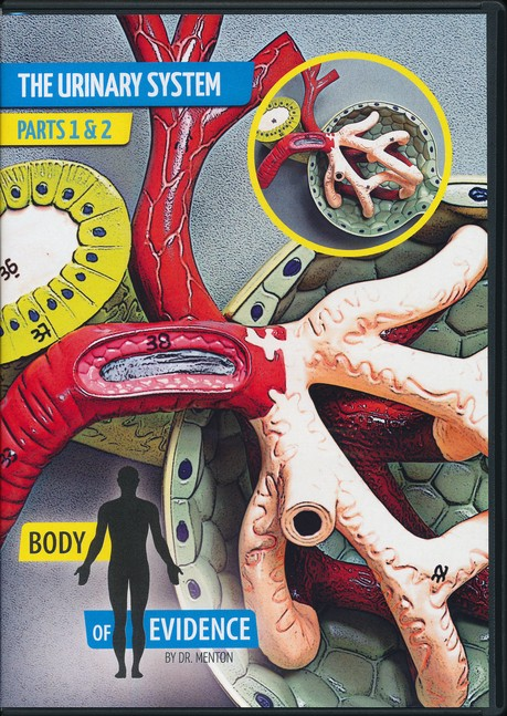 Urinary System: Body of Evidence DVD