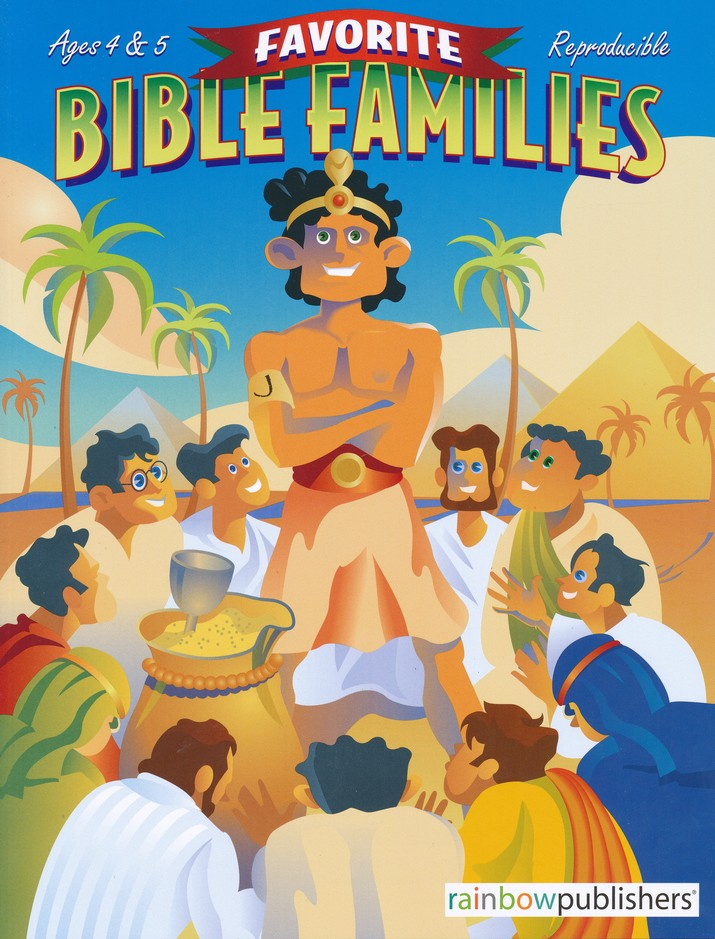 Favorite Bible Families, Ages 4 & 5
