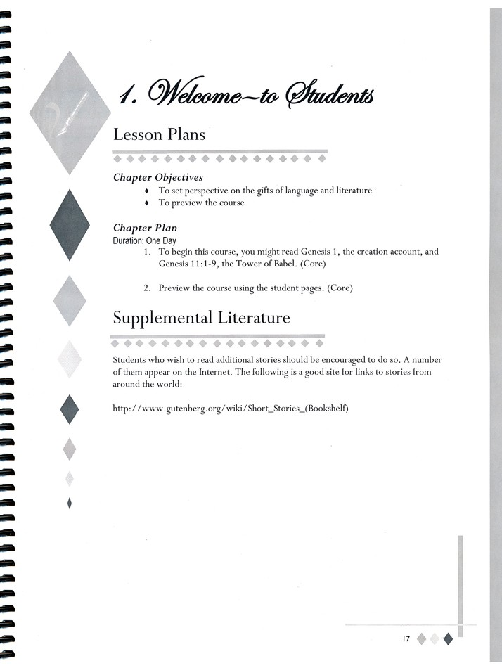 Windows to the World: An Introduction to Literary Analysis--Teacher/Student  Combo
