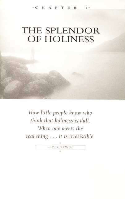 Holiness: The Heart God Purifies, with Small Group Study Guide