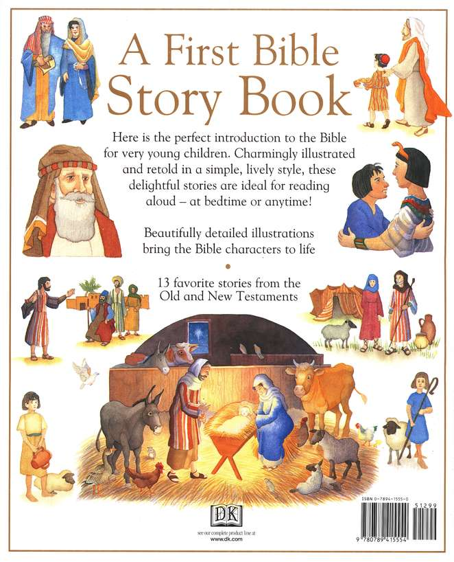 First Bible Story Book