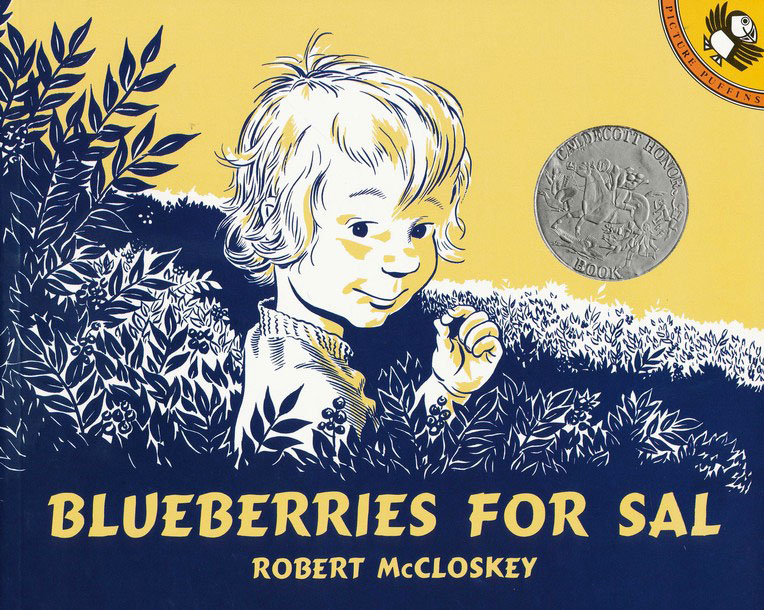 Blueberries for Sal - Storybook and audio CD
