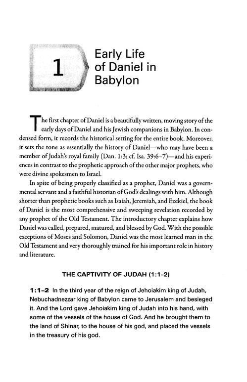Daniel: The John Walvoord Prophecy Commentary