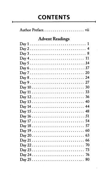 Once-A-Day 25 Days of Advent Devotional, Pack of 20