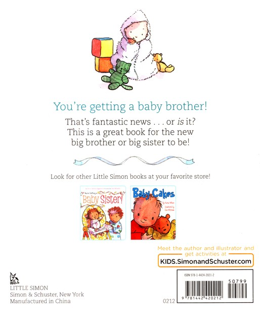 Youre Getting a Baby Sister!