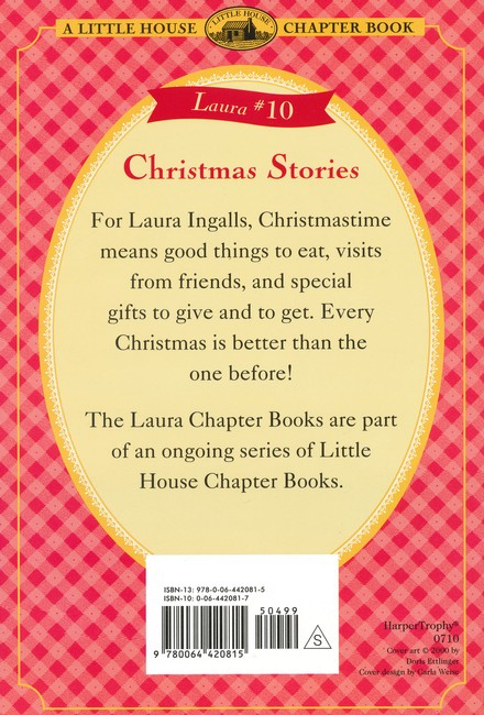 Christmas Stories, Little House Chapter Book Series, #10