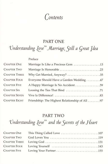 Understanding love marriage still a great idea