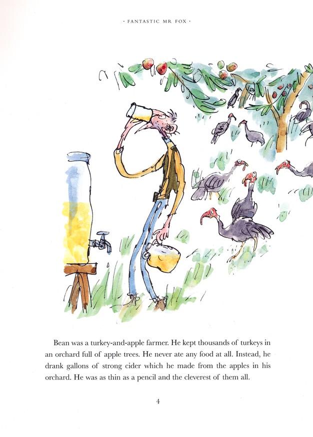 Fantastic Mr Fox Roald Dahl 9780142423431 Christianbook Com