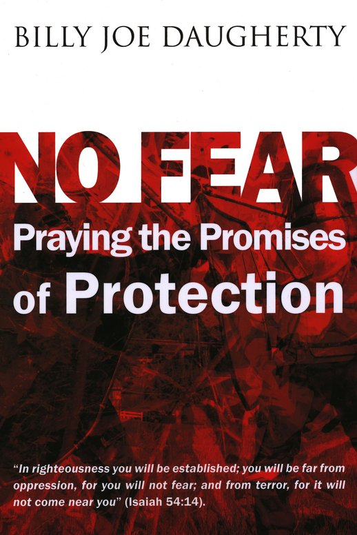 No Fear: Praying the Promise of Protection