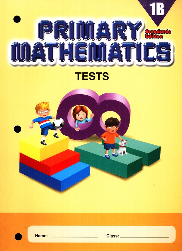 Primary Mathematics Tests 1B (Standards Edition)