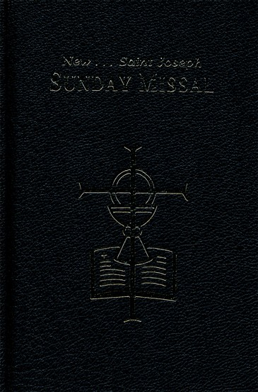 New Saint Joseph Sunday Missal