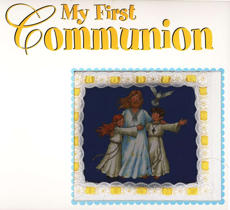 My First Communion Keepsake Album