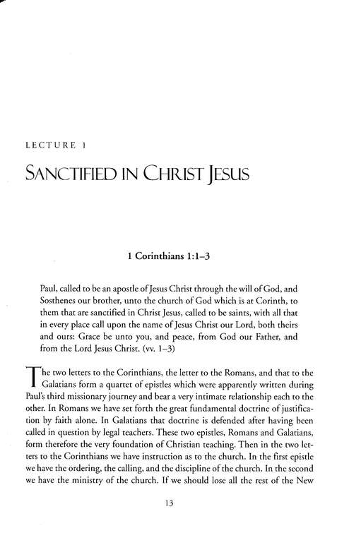 1 & 2 Corinthians: An Ironside Expository Commentary