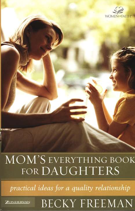 Mom's Everything Book for Daughters