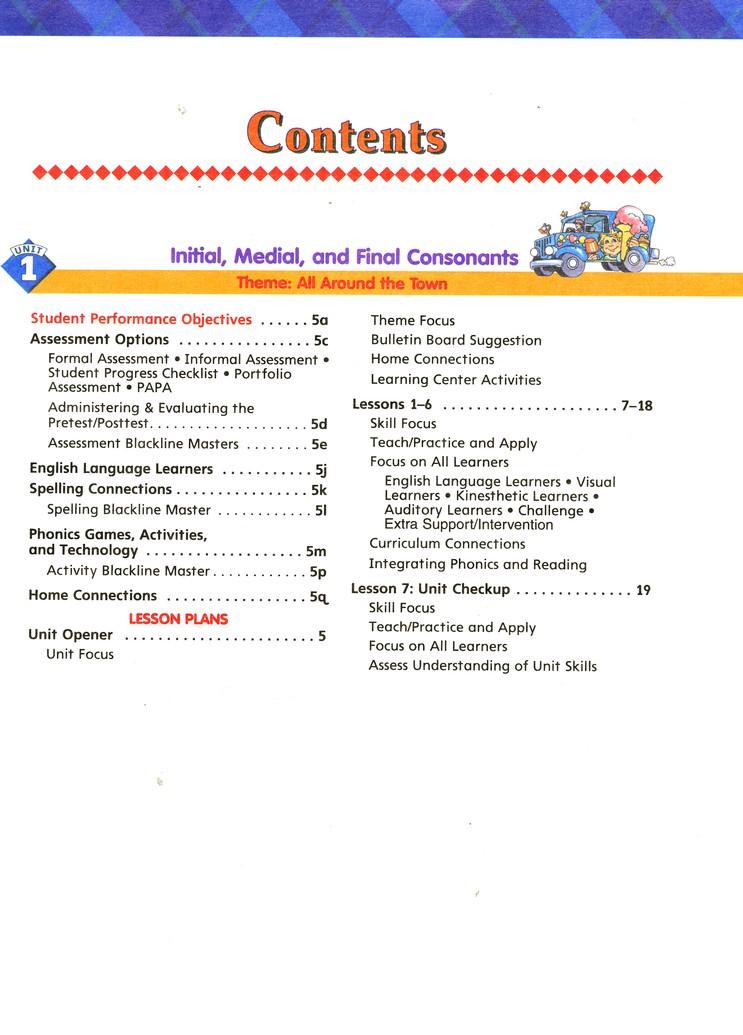 Level B, Teacher Resource Guide MCP PLAID PHONICS