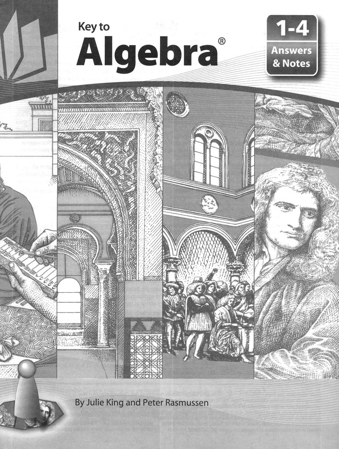 Answers and Notes for Books 1-4 Key to Algebra