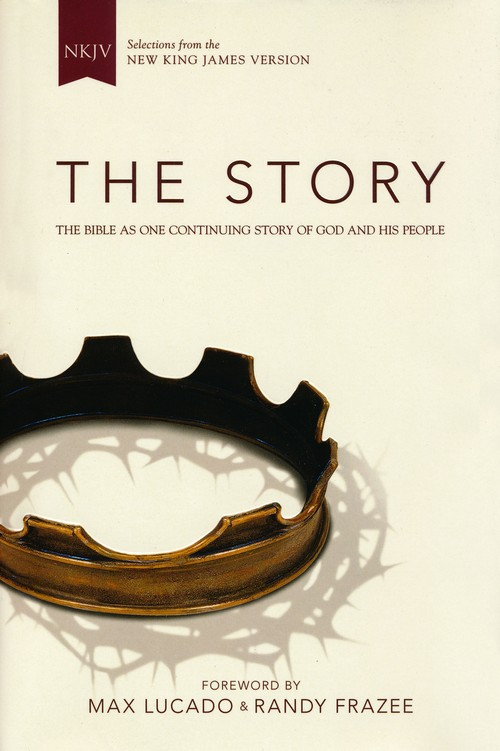 NKJV, The Story, The Bible as One Continuing Story of God and His People, Hardcover