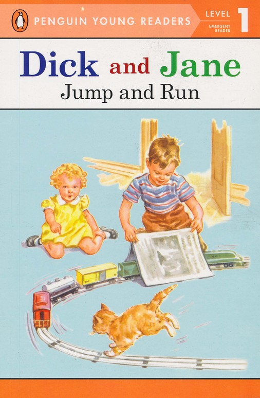Read with Dick and Jane: Jump and Run, Volume 3, Updated Cov  er