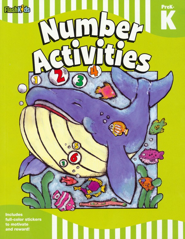 Number Activities: Grade Pre-K-K