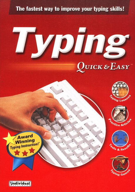 Typing Quick & Easy 17.0 on CD-ROM