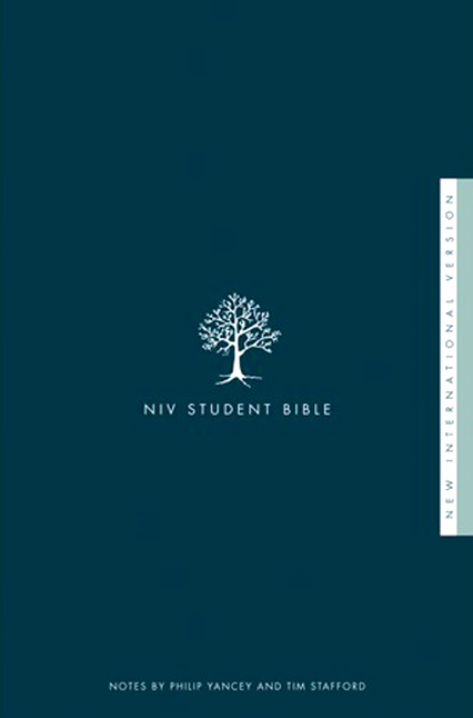 NIV Student Bible, Softcover