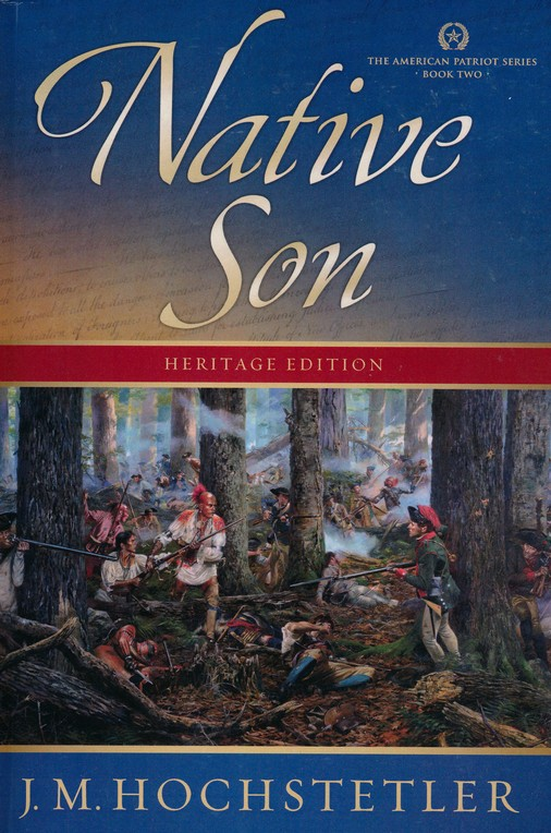 Native Son, American Patriot Series (rpkgd) #2