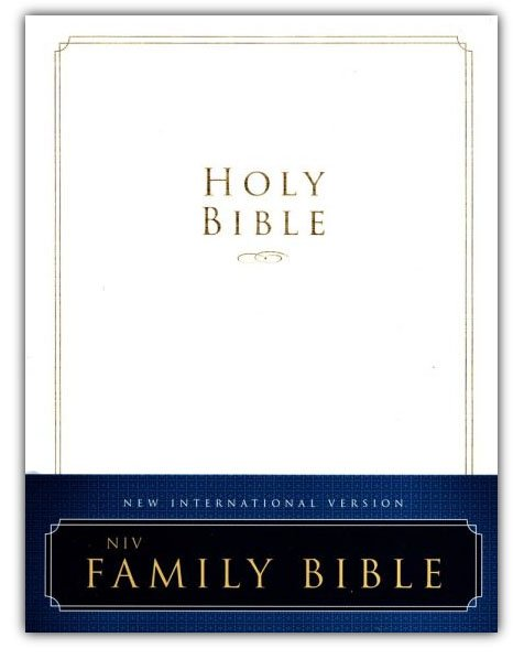 NIV Family Bible