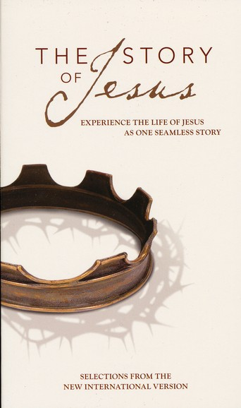 The Story of Jesus, NIV, 20 Booklets with Display Case