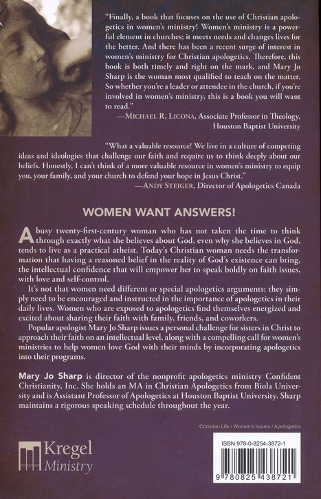 Defending the Faith: Apologetics in Women's Ministry