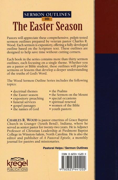 Sermon Outlines on the Easter Season