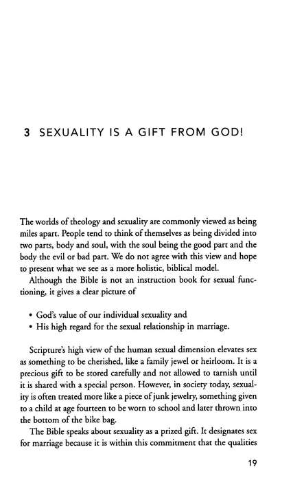 The Gift of Sex: A Guide to Sexual Fulfillment
