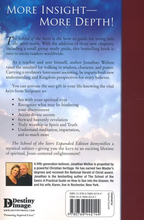 school of the seers jonathan welton