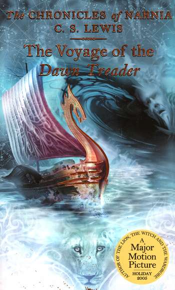 The Voyage of the Dawn Treader: The Chronicles of   Narnia C.S. Lewis