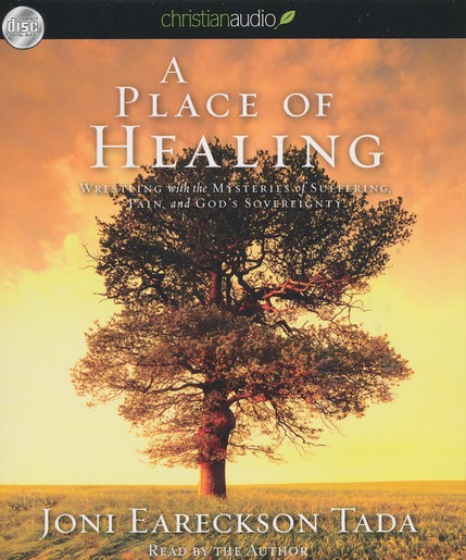 A Place of Healing Unabridged Audiobook on CD