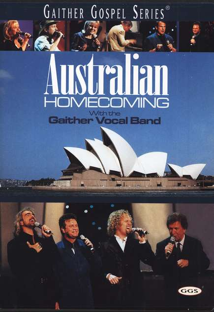 Australian Homecoming, DVD